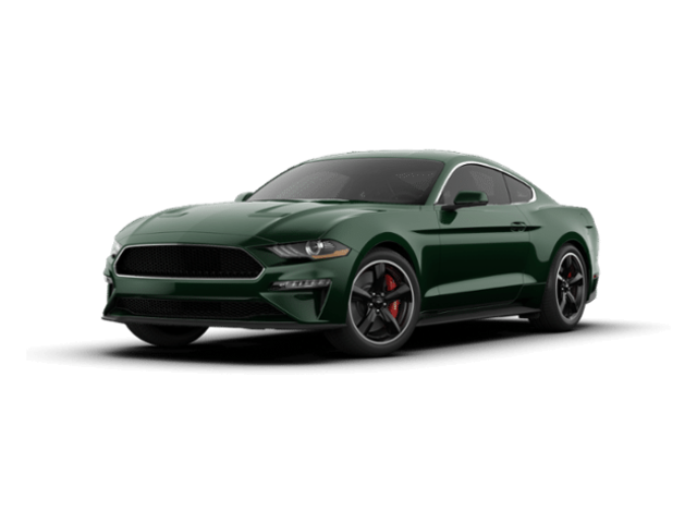 New 2019 Ford Mustang Bullitt Coupe 1FA6P8K08K5503580 for Sale in Stafford, TX at Helfman Ford